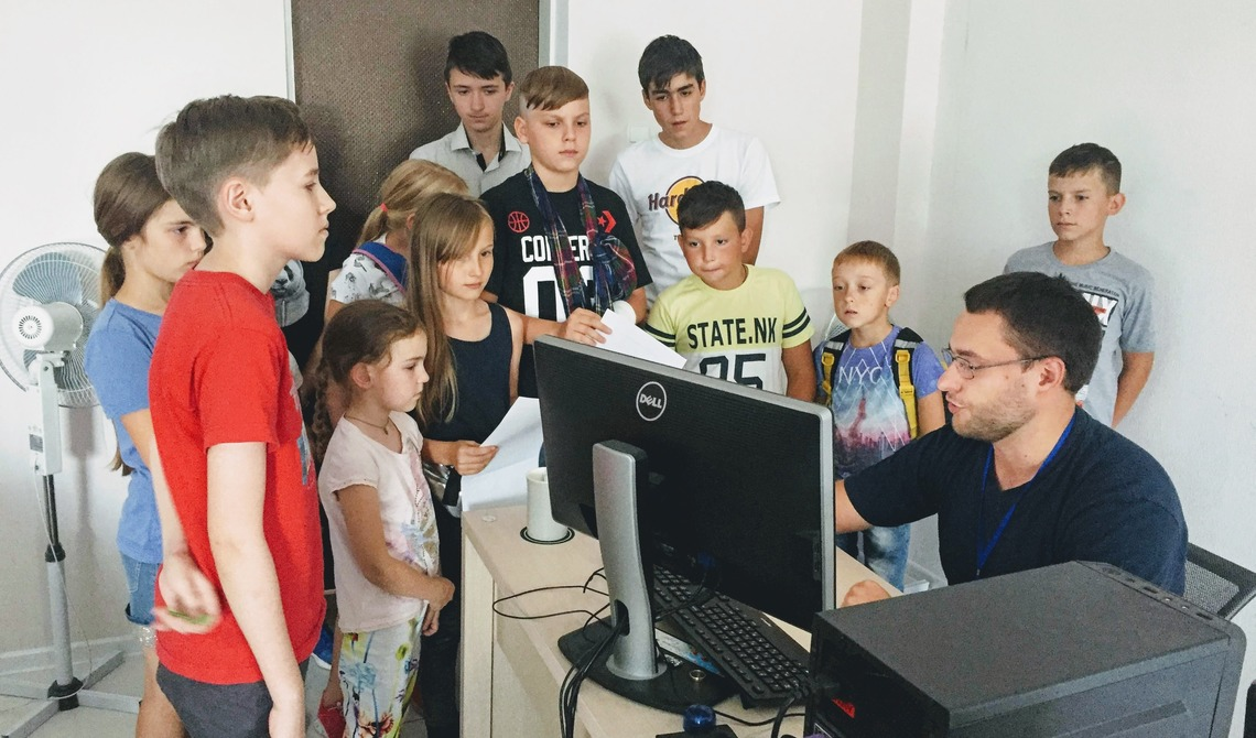 Блог - Дитячий день у Web-Systems Solutions : image-